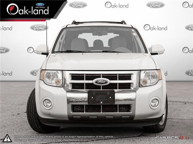 2009 Ford Escape Limited (Stk: 8M046DA) in Oakville - Image 2 of 23