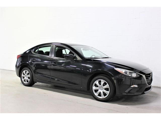 2015 Mazda Mazda3 GX (Stk: 151340) in Vaughan - Image 1 of 24