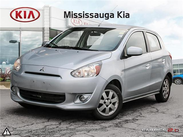 2014 Mitsubishi Mirage ES (Stk: FR19027T) in Mississauga - Image 1 of 26