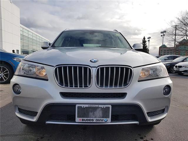 2013 BMW X3 xDrive28i (Stk: T026811B) in Oakville - Image 2 of 5