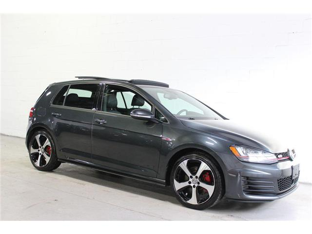 2015 Volkswagen Golf GTI  (Stk: 020483) in Vaughan - Image 1 of 30