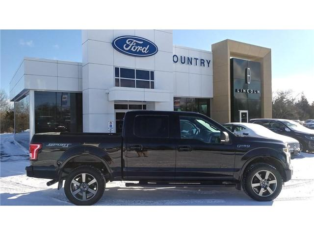 2016 Ford F-150 XLT (Stk: F1130A) in Bobcaygeon - Image 1 of 19