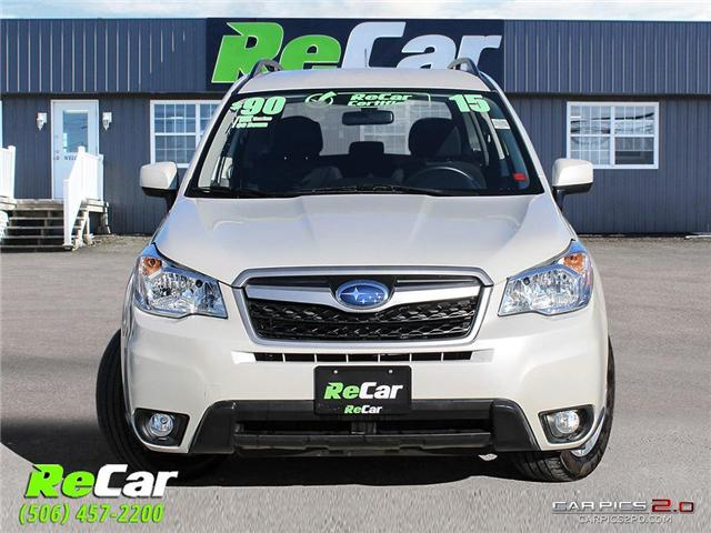 2015 Subaru Forester 2.5i Convenience Package (Stk: 181282a) in Fredericton - Image 2 of 26