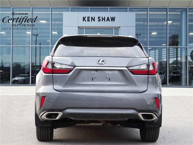 2016 Lexus RX 350 Base (Stk: 15779A) in Toronto - Image 6 of 20