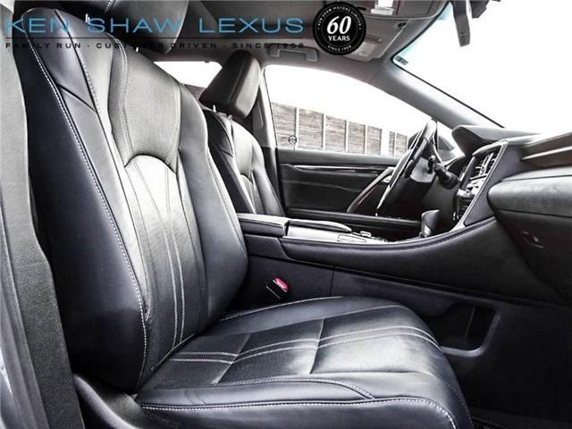 2016 Lexus RX 350 Base (Stk: 15779A) in Toronto - Image 11 of 20