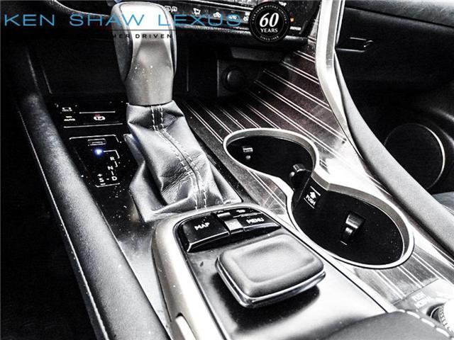 2016 Lexus RX 350 Base (Stk: 15779A) in Toronto - Image 16 of 20