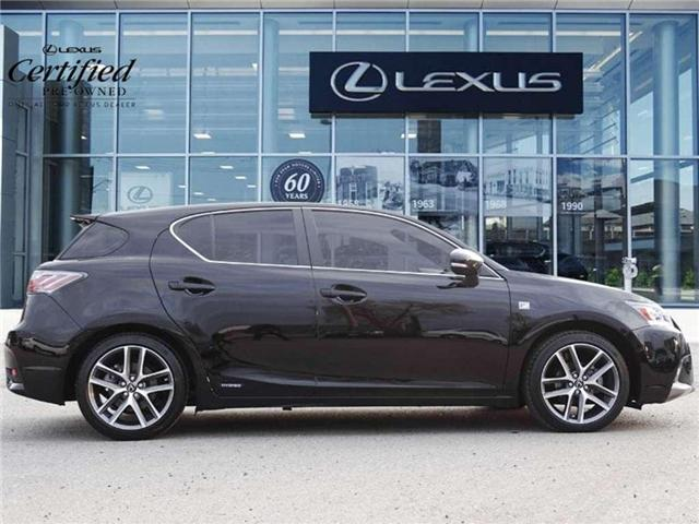 2016 Lexus CT 200h Base (Stk: 15791A) in Toronto - Image 4 of 19