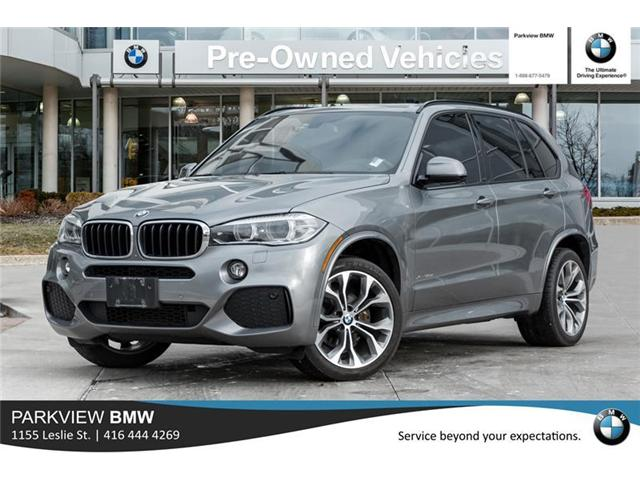 2014 BMW X5 35d (Stk: 55185A) in Toronto - Image 1 of 21