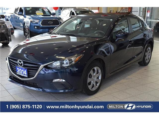 2014 Mazda Mazda3 GX-SKY (Stk: 154197) in Milton - Image 1 of 35