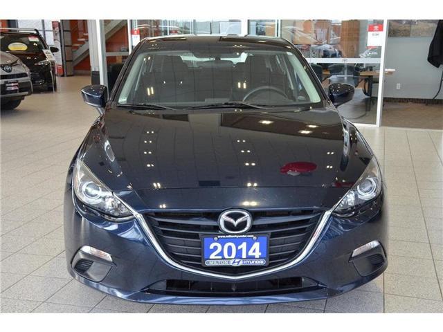 2014 Mazda Mazda3 GX-SKY (Stk: 154197) in Milton - Image 2 of 35