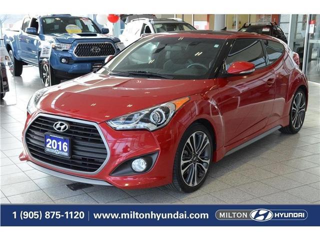 2016 Hyundai  (Stk: 285898) in Milton - Image 1 of 38