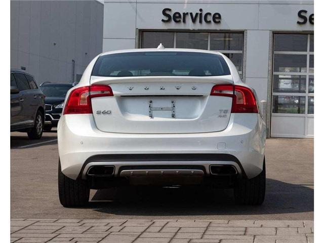 2016 Volvo S60 T5 Special Edition Premier (Stk: P0654) in Ajax - Image 5 of 27