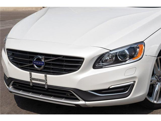 2016 Volvo S60 T5 Special Edition Premier (Stk: P0654) in Ajax - Image 6 of 27