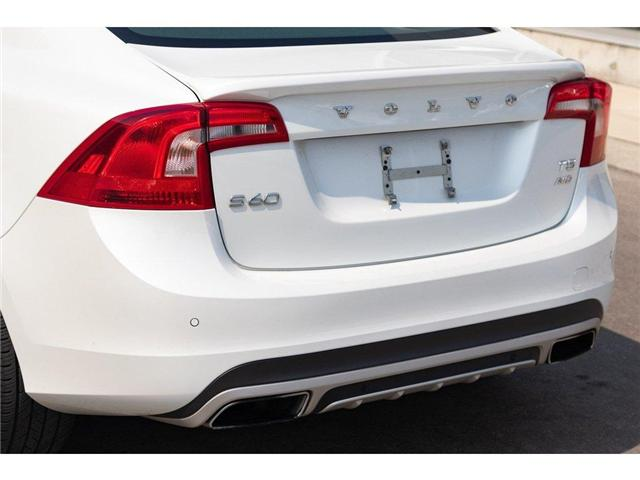 2016 Volvo S60 T5 Special Edition Premier (Stk: P0654) in Ajax - Image 9 of 27
