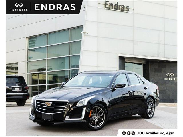 2015 Cadillac CTS 3.6L Luxury (Stk: 80093B) in Ajax - Image 1 of 27