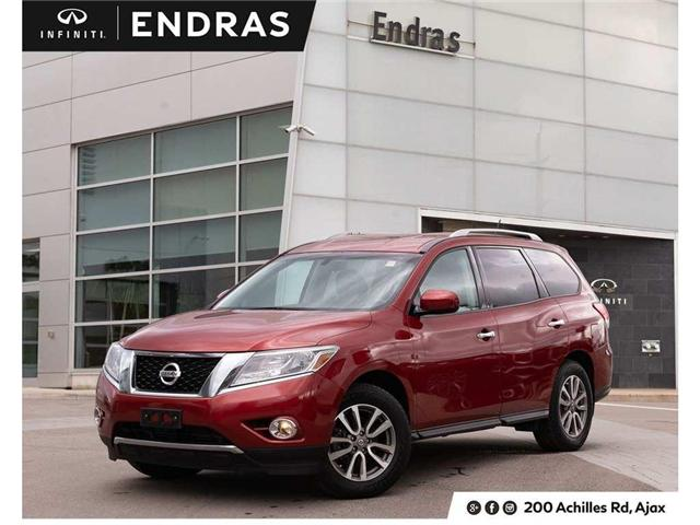 2014 Nissan Pathfinder  (Stk: P0674) in Ajax - Image 1 of 27