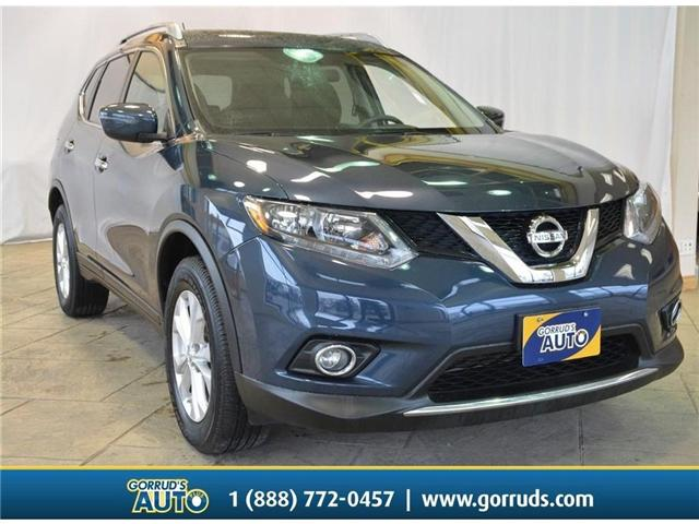 2016 Nissan Rogue  (Stk: 789343) in Milton - Image 1 of 43