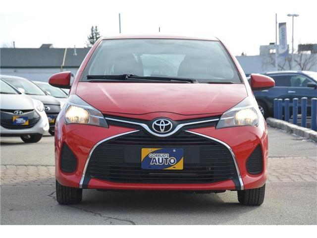 2015 Toyota Yaris LE (Stk: 015427) in Milton - Image 2 of 14