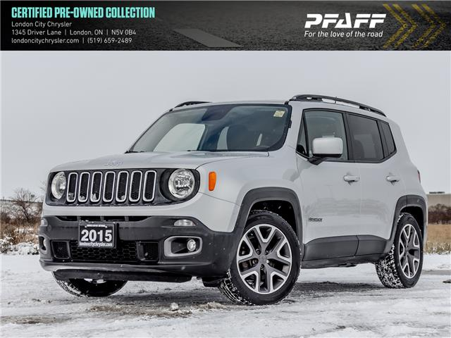 2015 Jeep Renegade North (Stk: 9246A) in London - Image 1 of 20