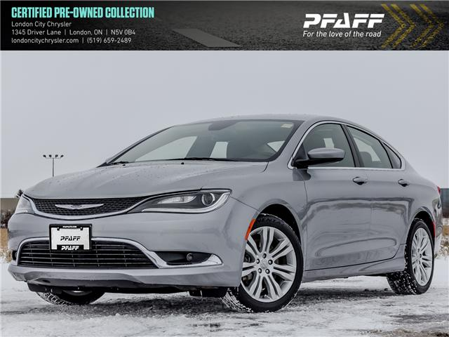 2015 Chrysler 200 Limited (Stk: 9357A) in London - Image 1 of 20