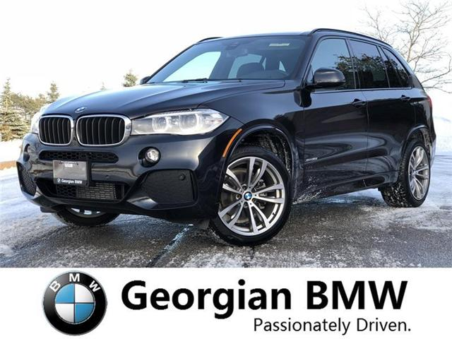 2018 BMW X5 xDrive35i (Stk: P1326) in Barrie - Image 1 of 22