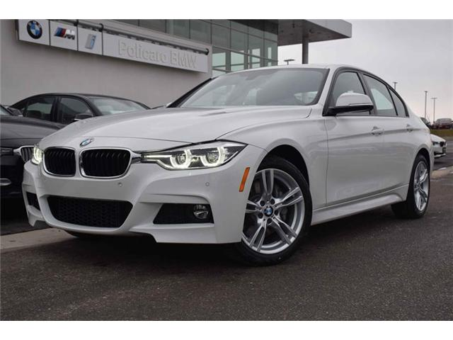 2018 BMW 330i xDrive (Stk: 8608576) in Brampton - Image 1 of 12