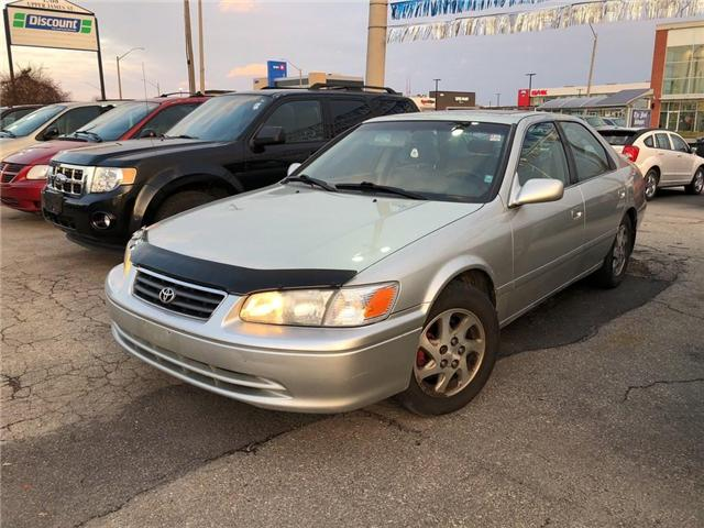2001 Toyota Camry CE (Stk: 18-7739A) in Hamilton - Image 1 of 14
