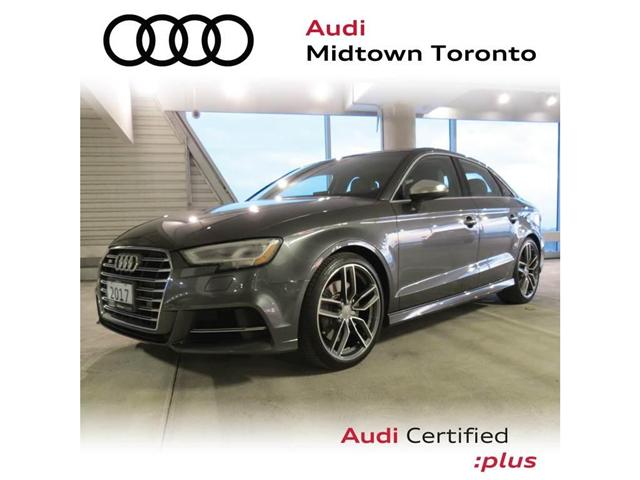 2017 Audi S3  (Stk: AU5500A) in Toronto - Image 1 of 29