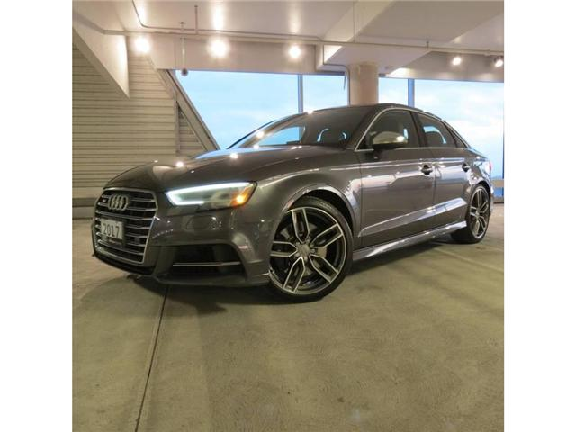 2017 Audi S3  (Stk: AU5500A) in Toronto - Image 2 of 29