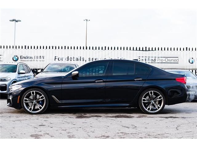2018 BMW M550i xDrive (Stk: 40877A) in Ajax - Image 3 of 22