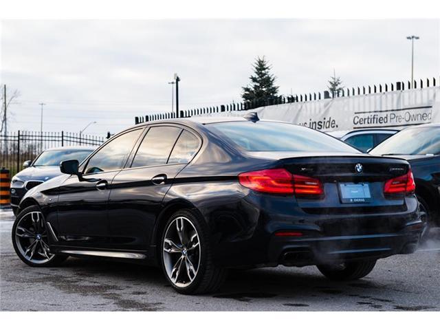 2018 BMW M550i xDrive (Stk: 40877A) in Ajax - Image 4 of 22