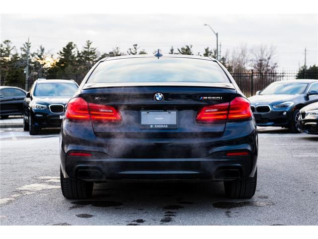 2018 BMW M550i xDrive (Stk: 40877A) in Ajax - Image 5 of 22