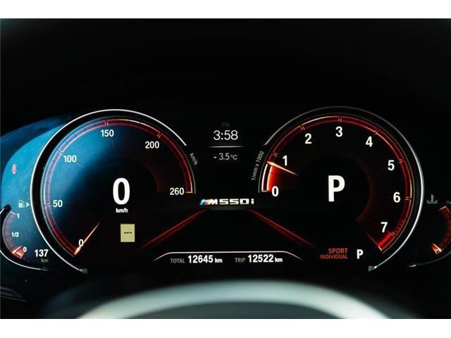 2018 BMW M550i xDrive (Stk: 40877A) in Ajax - Image 14 of 22