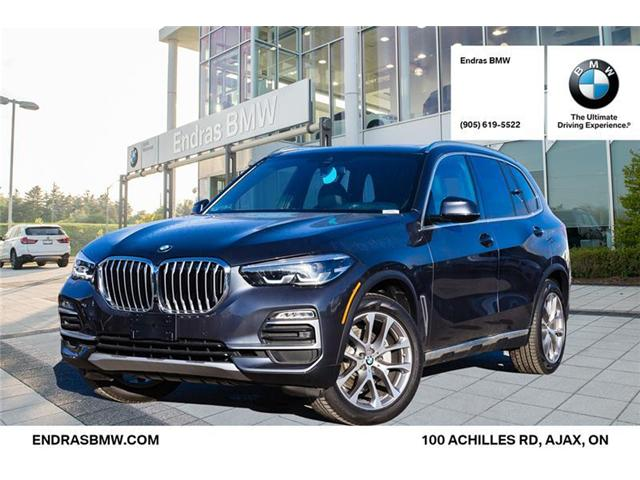 2019 BMW X5 xDrive40i (Stk: 52431) in Ajax - Image 1 of 22