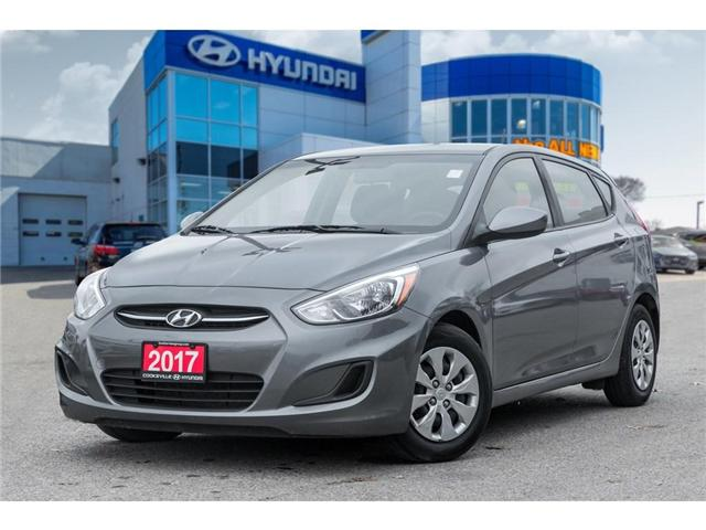 2017 Hyundai Accent  (Stk: H7721PR) in Mississauga - Image 1 of 17