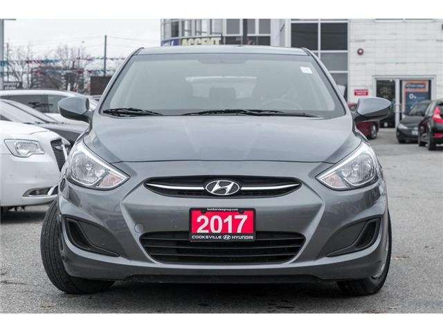 2017 Hyundai Accent  (Stk: H7721PR) in Mississauga - Image 2 of 17