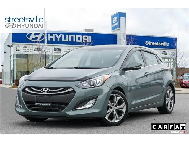 2013 Hyundai Elantra GT  (Stk: 18GT043A) in Mississauga - Image 1 of 20