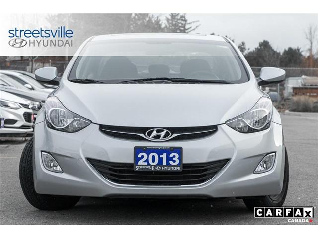 2013 Hyundai Elantra  (Stk: 18GT049A) in Mississauga - Image 2 of 18