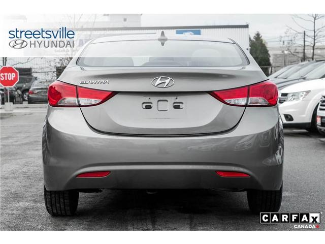 Used 2013 Hyundai Elantra For Sale In Mississauga