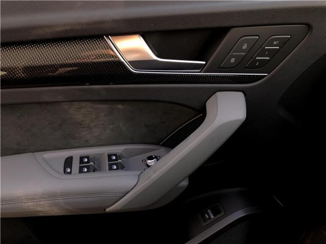 2018 Audi SQ5 3.0T Technik (Stk: N4933) in Calgary - Image 13 of 25