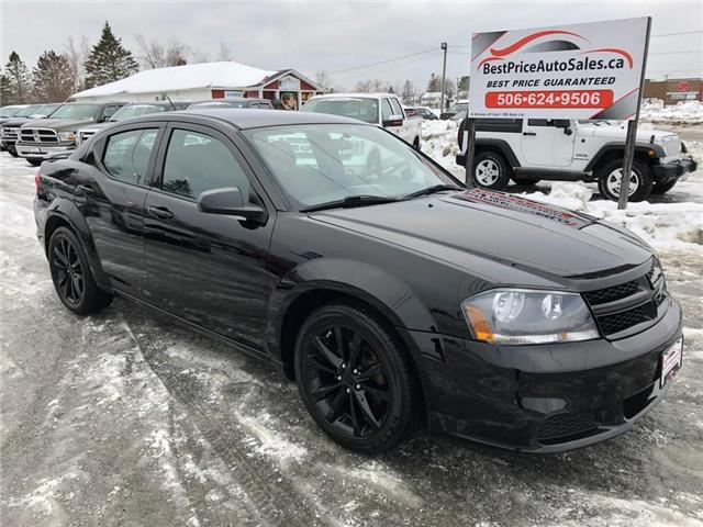 2013 Dodge Avenger Base (Stk: A2587) in Miramichi - Image 2 of 25