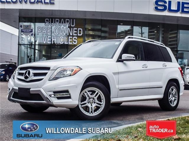 2015 Mercedes-Benz GLK-Class 250 | BLUETECH | WINTERS SET | NO ACCIDENTS (Stk: P2629) in Toronto - Image 1 of 26