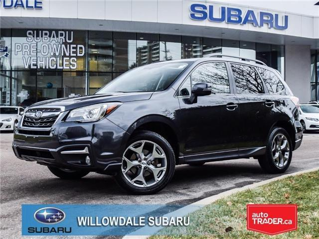 2017 Subaru Forester 2.5i | LIMITED | NAVI | LEATHER | NO ACCIDENTS (Stk: P2635) in Toronto - Image 1 of 25