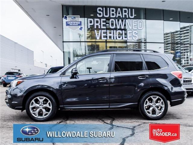 2017 Subaru Forester 2.5i | LIMITED | NAVI | LEATHER | NO ACCIDENTS (Stk: P2635) in Toronto - Image 2 of 25