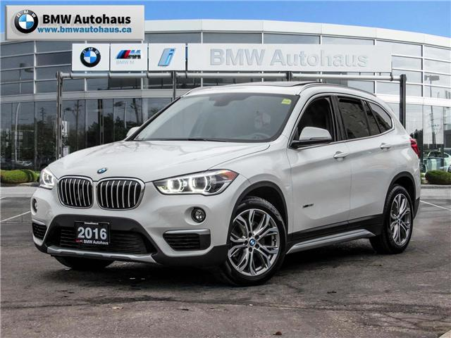 2016 BMW X1 xDrive28i (Stk: P8623) in Thornhill - Image 1 of 24