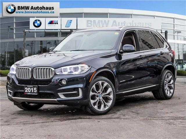 2015 BMW X5 xDrive35d (Stk: P8644) in Thornhill - Image 1 of 27