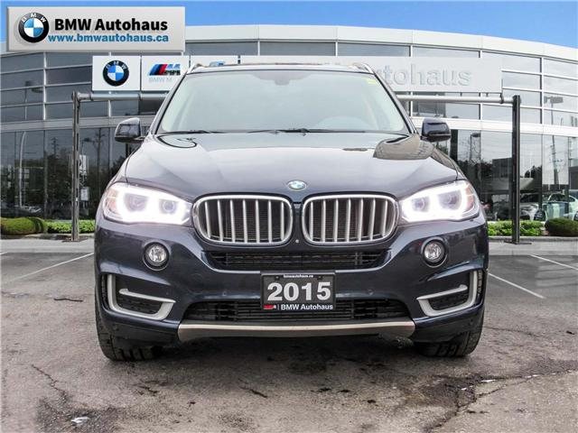 2015 BMW X5 xDrive35d (Stk: P8644) in Thornhill - Image 2 of 27