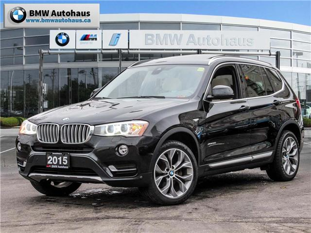 2015 BMW X3 xDrive28i (Stk: P8662) in Thornhill - Image 1 of 35