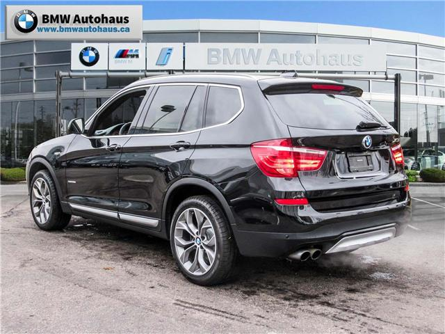 2015 BMW X3 xDrive28i (Stk: P8662) in Thornhill - Image 5 of 35