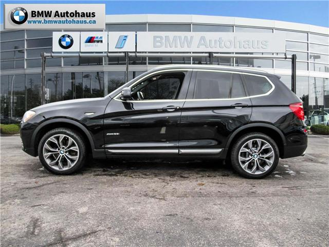 2015 BMW X3 xDrive28i (Stk: P8662) in Thornhill - Image 6 of 35